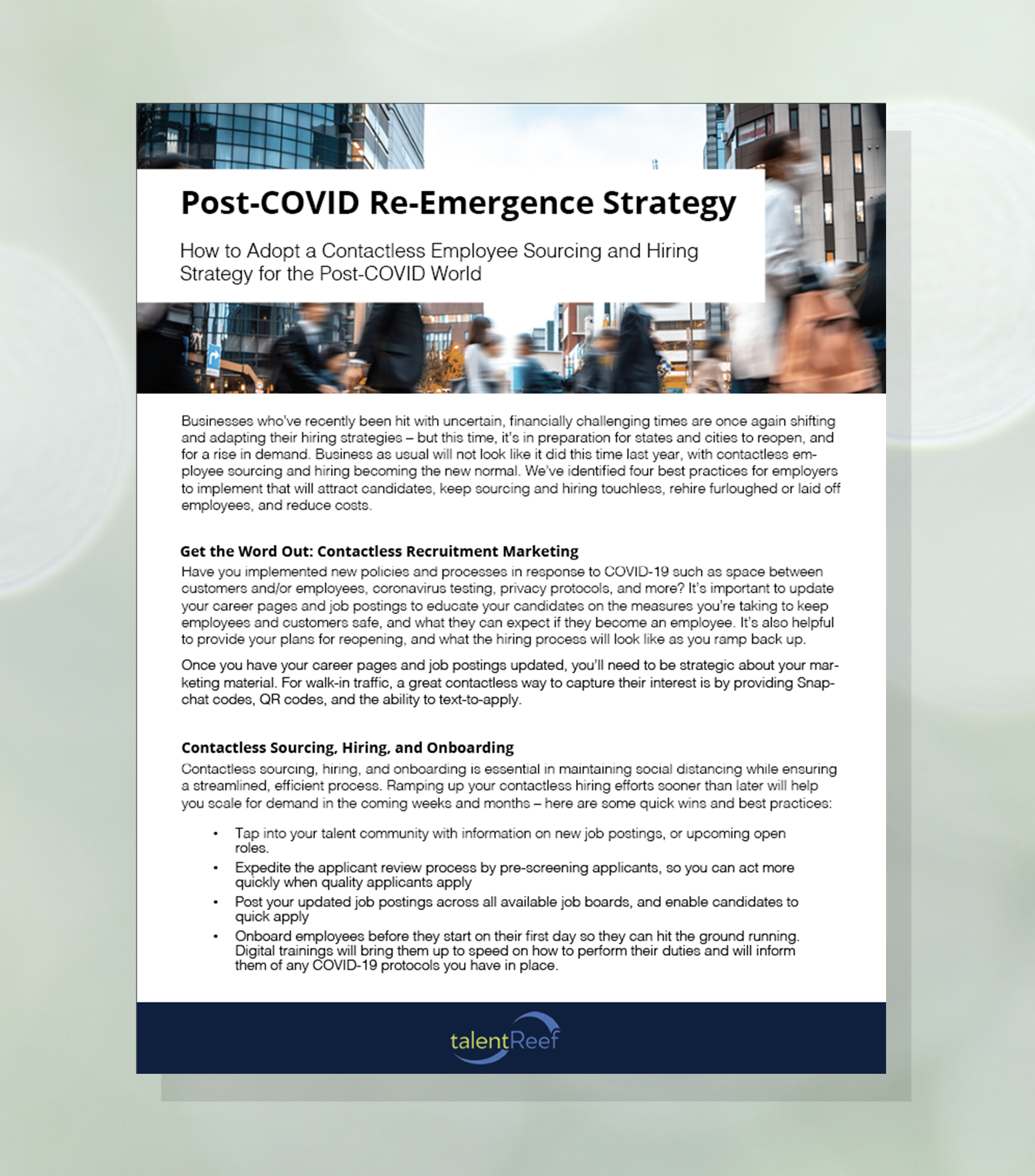 post covid re emergence datasheet tile for covid landing page